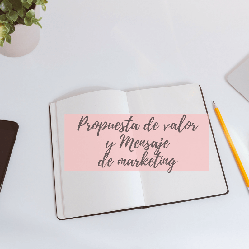 Mensaje de marketing vs propuesta de valor