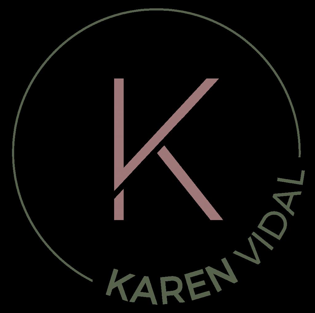 Logo Karen Vidal